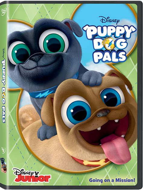 puppy dog pals disney movies