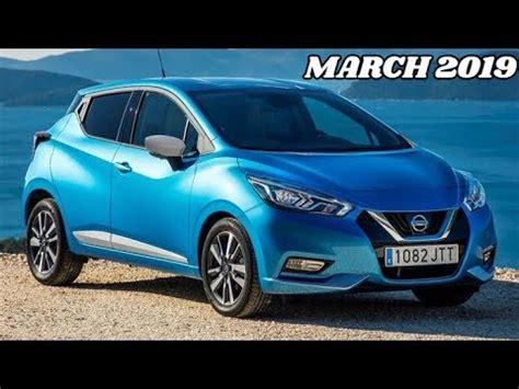 Nissan March 2019 by Novo Nissan March 2019 Confira Todos Detalhes E