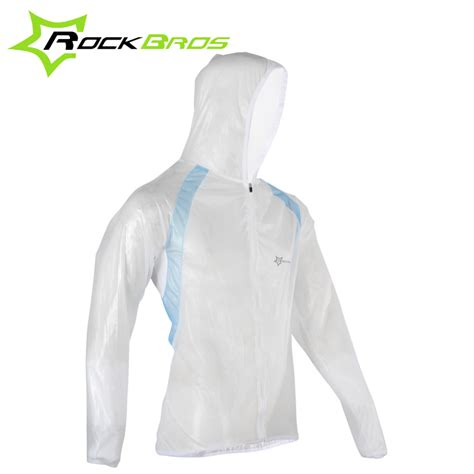 best breathable cycling rain rockbros windproof bike bicycle cycling jersey cycle