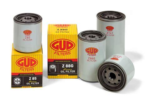 Oil Filters - GUD Filters