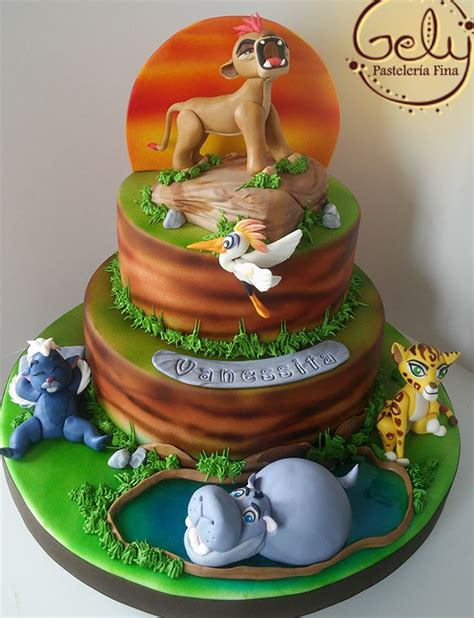 The Lion Guard Cake … Pinteres…
