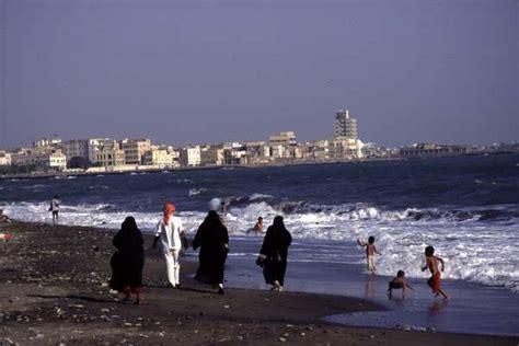 PHOTO of South Yemen, Gulf of Aden, Yemeni man with 3 ...
