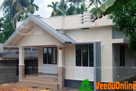 Home Design 800 Square Feet : Small House In Kerala Photos