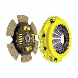 ACT 6 Puck Clutch Kit Heavy Duty Pressure Plate Sprung