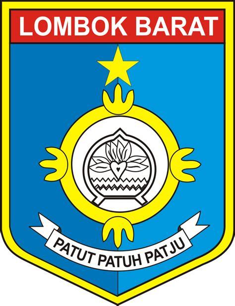 logo kabupaten lombok barat ardi la madis blog