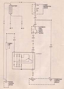 2001 Pt Cruiser Alternator Wiring Diagram