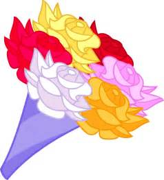 flower bouquets bouquet of flowers cliparts co