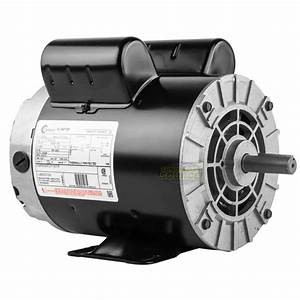 New 3 Hp 3450 Rpm Air Compressor 60 Hz Electric Motor 115
