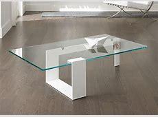Plinsky Glass Coffee Table Glass Coffee Tables by
