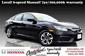 Honda Civic 6 Speed Manual For Sale