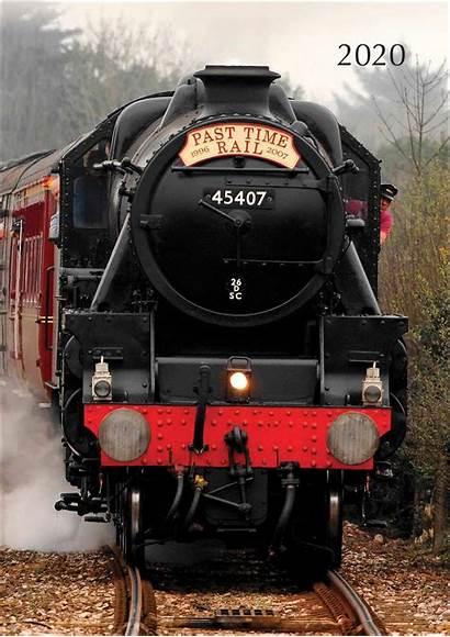 Steam Trains Diary A5 Rail Calendar Calendarclub