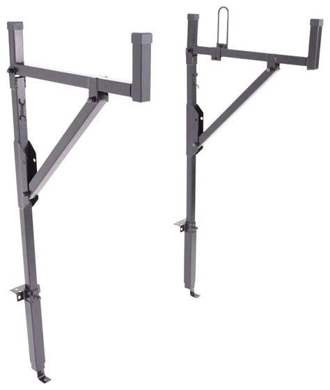 ladder rack for tracrac contractor truck bed ladder rack side mount