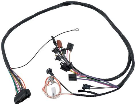 Chevrolet Camaro Parts Electrical Wiring