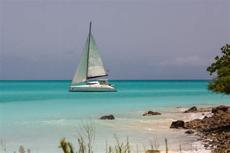 Cattails Catamaran Antigua tropical catamaran sailing jpg