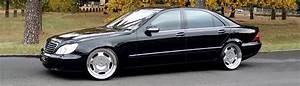 Exterior Refinement For Your W220 S Class