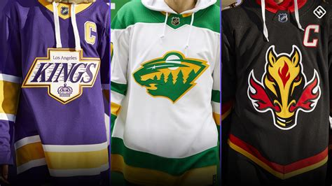 NHL reverse retro jerseys, ranked: The best, worst of ...