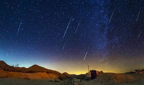 live of perseid meteor shower nasa is about to launch the fastest spacecraft in history