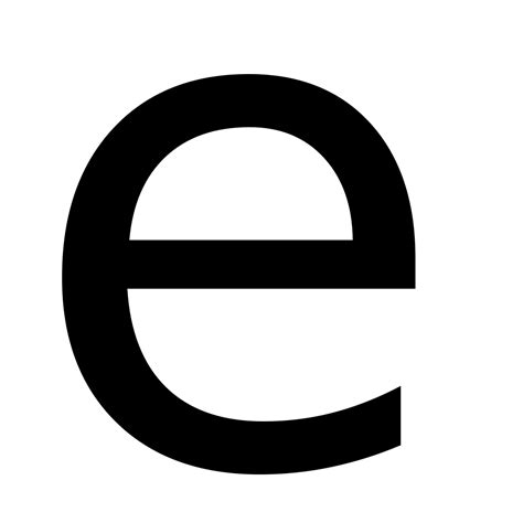 letter e file letter e svg wikimedia commons