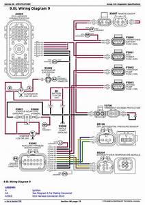 John Deere Powertech 6090 Diesel Engine  Interim Tier 4
