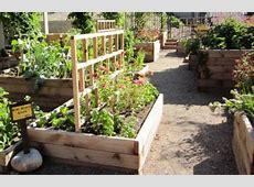 Raised Garden Beds On Legs Modern Diy Art Designs