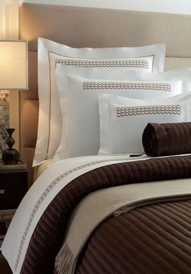 Léron  Custom Bespoke Bed Linens  Archaeology Collection