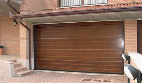 Portone Sezionale by Portone Sezionale Civic Porte Sezionali Per Garage