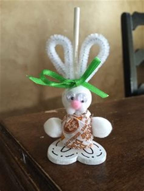 easter bunny craft diy  school church arty favor