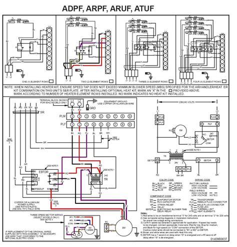 Carrier Heat Pump Wiring Diagram Free