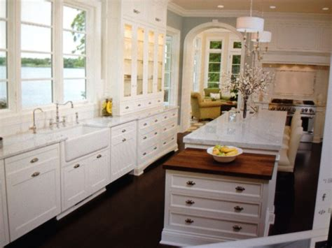 narrow kitchen island narrow kitchen with island kitchen ideas