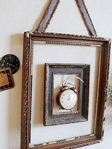 Leere Bilderrahmen Dekorieren : diese frau bezahlt 1 f r einen alten bilderrahmen was sie daraus macht wow bilder und ~ Markanthonyermac.com Haus und Dekorationen