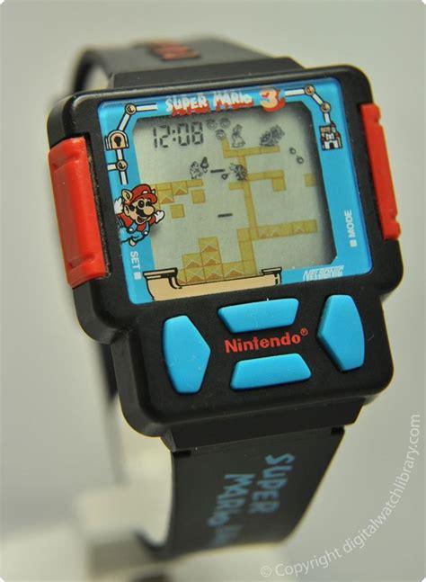 nelsonic super mario  game vintage digital