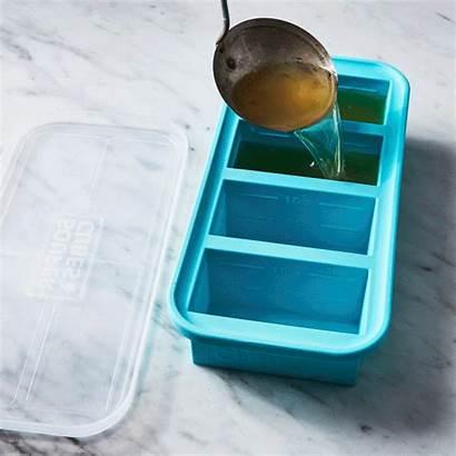 Souper Freezer Cubes Cup Cube Tray Lid