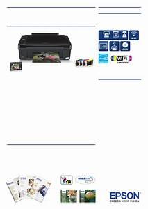Epson Stylus Sx420w User U0026 39 S Manual