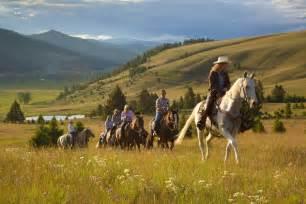 Montana Horse Back Riding