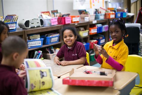 Afterschool Program Environments Linked to Academic ...
