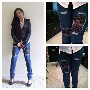 30 Awesome DIY Ways To Transform Your Jeans