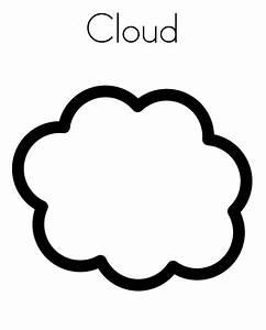 Coloring Pages Of Rain Cloud - ClipArt Best
