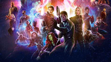 Endgame Movie Poster Avengers 4K