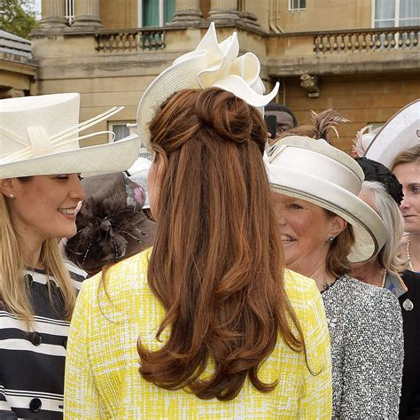 hat hair combos  steal  kate middleton