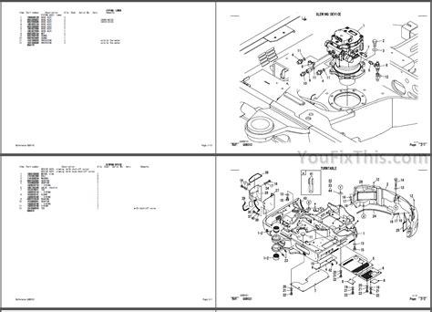 takeuchi tb parts manual excavator engine youfixthis