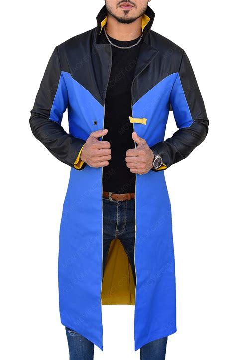 static shock coat