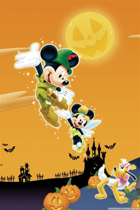 Halloween Live Wallpaper Android App by Disney Halloween Iphone Hd Wallpaper Iphone Wallpaper