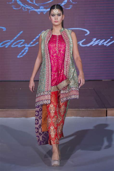 pakistan dresses bridal sadaf amir trends latest week eid pakistani london ul fitr