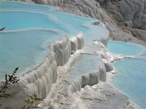 antalya hierapolis pamukkale vacation wallpapers