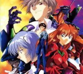 Neon Genesis Evangelion 2160x1920