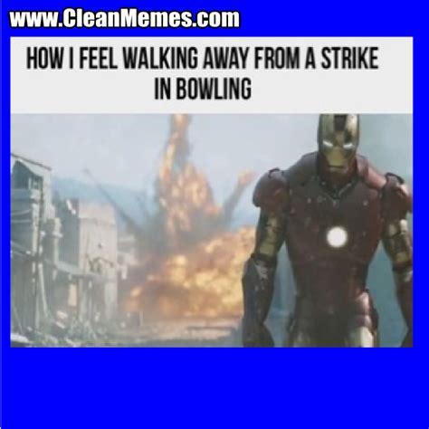 Bowling Meme - iron man bowling memes