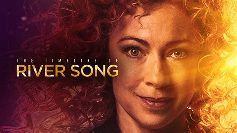 Doctor Who  The Timeline of River Song YouTube