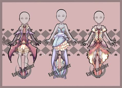 adoptables 6 closed by epic soldier on deviantart new costume adoptables 6 closed by epic soldier on Costume