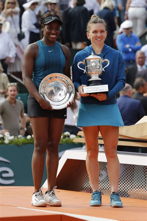 Simona Halep Beats Sloane Stephens to Win 2018 French Open Women's Final | Bleacher Report | Latest News, Videos and Highlights