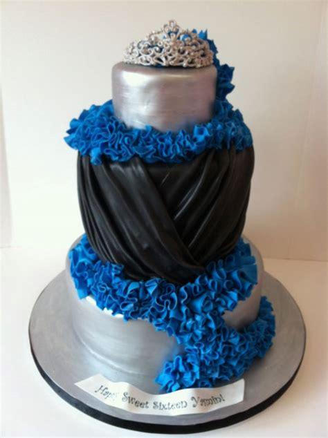 sweet  birthday cakes dress inspired custom cake